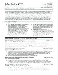 Electrical Engineer Resume Click Here To Download This Electrical