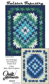 Best 25+ Twister quilts ideas on Pinterest | Twister image ... & Pinwheel Patterns for Lil' Twister and Twister Tool Adamdwight.com
