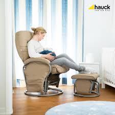 hauck nursing chair metal glider recline black 2018 large image 2