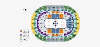 Winnipeg Jets Winnipeg Jets Seating Map Free Transparent