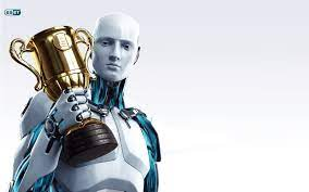Free download Eset Nod32 3D Robot HD ...
