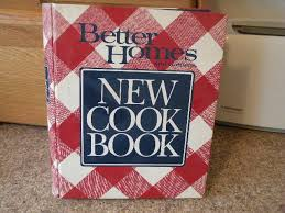 Small Picture Better Homes and Gardens Cookbook My New Old Friend k8edid