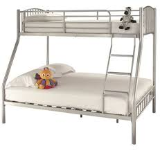 A bunk bed is a type of bed where beds are stacked on top of one another,  to save space. Made from either wood or metal, a ladder is used to gain ...