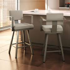 Interior: Unique Wine Seagrass Ikea Bar Stool With Back For Swivel Bar  Stools With Back And Armrest Oak Swivel Bar Stools With Back And Arms  Leather Swivel ...