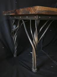 industrial metal and wood furniture. Metal Tables, Wood Table Legs, Bases, Industrial Furniture, Design, Rustic Decor, And Furniture