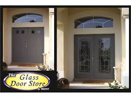 front door inserts cool glass insert or other set home office pertaining to remodel 2