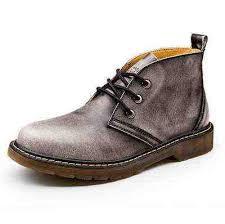 коричневая мужская обувь