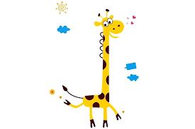 giraffe wall decal growth chart giraffe png 600600 giraffe wall decal growth chart giraffe wall