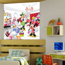 Minnie Mouse Bedroom Wallpaper Disney Minnie Mouse Boutique Wallpaper Xl Great Kidsbedrooms