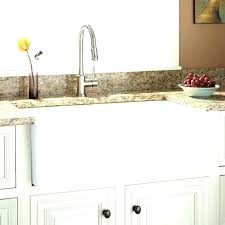 36 farm sink white a front farm sink double bowl farmhouse with belted white sin kohler