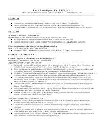 Resume Templates Nursing Stunning Nursing Strengths For Resume Sample Of A Nursing Resume LoveToKnow