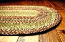 primitive area rugs star