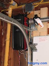 side mount garage door openerInstalling a Jackshaft Garage Door Opener