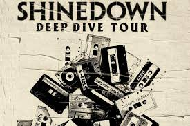 Shinedown At Johnny Mercer Theatre On 22 Apr 2020 Ticket