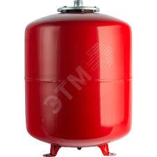 <b>Бак расширительный</b> на отопление 24 л. (цвет красный) (<b>STH</b> ...