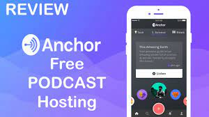 Free PODCAST Hosting & Distribution - Spotify's Anchor.fm Review - YouTube