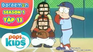 S1] Hoạt Hình Doraemon Tiếng Việt - Tập 13 - Tuyển Thủ Số 1