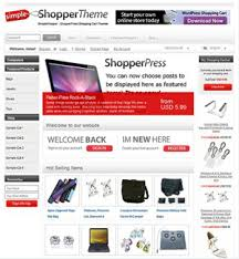 wordpress shopping carts shopperpress wordpress shopping cart theme premiumpress shopping