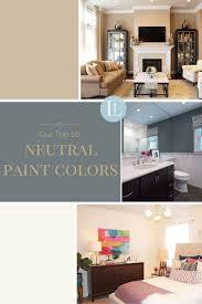 Wall Color Design Ideas Surprising Best Neutral Interior Paint Color Design Ideas