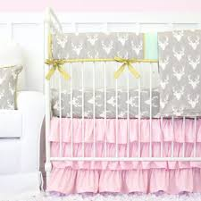 cot bedding sets boy mint baby bedding baby cot bedding sets deer antler baby bedding