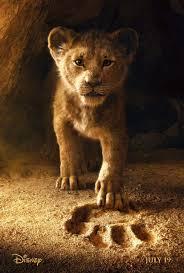 Resultado de imagen de rey león live action portada oficial