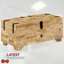 antique blanket box pine chest storage