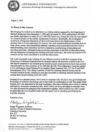 Best Letter Of Recommendation For Medical School Letter Of Recommendation For Medical Fellowship Rome