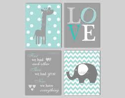 pc crib set jungle rhcom nursery print wall decal diy furniture rhnoakijewelrycom nursery elephant and giraffe