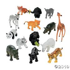 <b>Baby Jungle</b> Animals | Oriental Trading