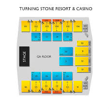 Turning Stone Casino Seating Chart Lee Brice In Rochester And Syracuse Tickets Buy At Ticketcity