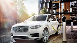 Volvo Electric Car
