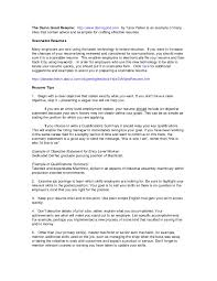 Career Summary Examples For Resume Account Director Resume Mind