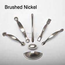 brushed nickel kitchen cabinet pulls. image is loading brushed-nickel-arched-kitchen-cabinet-pull-handles-half- brushed nickel kitchen cabinet pulls 1