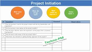 Project Management Templates Project Management Lessons Learned Template Best Of Printable