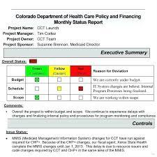 Sample Progress Report Template Annual Progress Report Sample