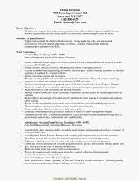 Property Management Resume Template Property Manager Resume Sample