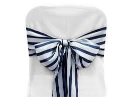 ya ya ever lovable stripes chair sash