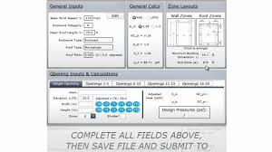 Asce 7 10 Wind Pressure Calculator Tutorial