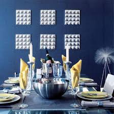 Navy Blue Bedroom Decor Dining Navy Blue Room Ideas With Silver Wall Decor Navy Blue