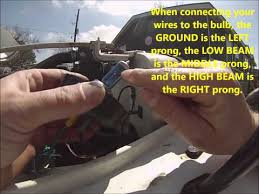part 2 jeep wrangler yj headlight diy relay wiring harness part 2 jeep wrangler yj headlight diy relay wiring harness upgrade testing relays and wires