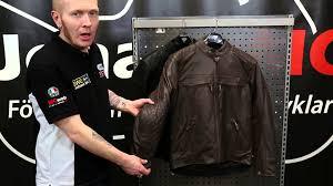 triumph merchandise leather jackets johans mc web tv