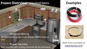 how to install cabinet lighting. Under Cabinet Lighting Uc2 Series From Iluxx Installation Guide Wiring Diagram For Led #19 Direct Wire LED How To Install