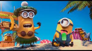 deable me 2 beach minions hd you