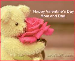 happy valentine s day mom and dad