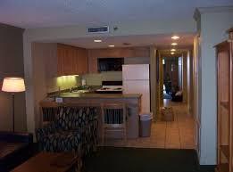 Daytona Beach Regency: Inside Room, Pic Taken From Standing In Living Room  Facing Bedroom