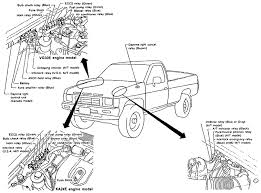 need to know where the starter relay for a 1993 nissan pickup graphic