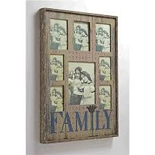 vintage extra large family multi photo frame by heaven sends 59 95 top 10 vintage home accessories you can