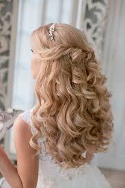 Avis Coiffure Mariage Cheveux Mi Long Lachés Bouclés