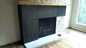 stainless steel fireplace surround stainless steel fireplace surrounds stainless steel fireplace mantel surround stainless steel fireplace