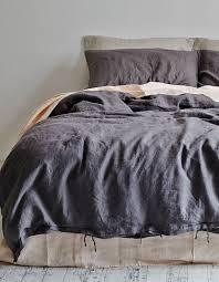 linen duvet cover queen. Grey Linen Duvet Cover Modern King Charcoal Superette Your Fashion Inside 11 Queen R